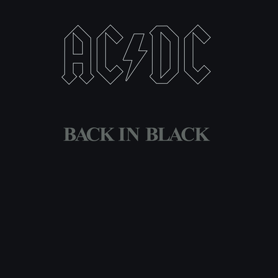 20. Back in Black by AC/DC