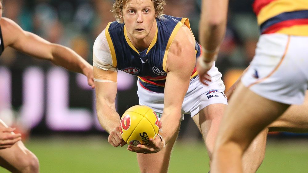 Rory Sloane is expected to be fit for round one. (AAP)