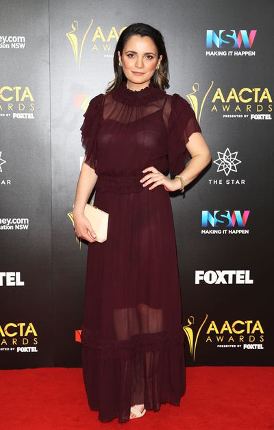 Jessica Tovey in Morrison