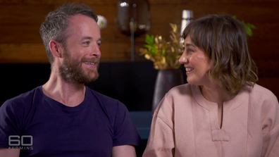 Hamish and Zoe on 60 Minutes