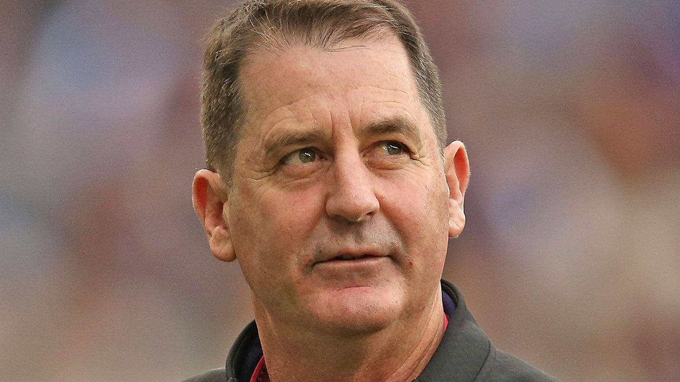 'No promises': Ross Lyon opens up on reason behind stunning Carlton coaching backflip