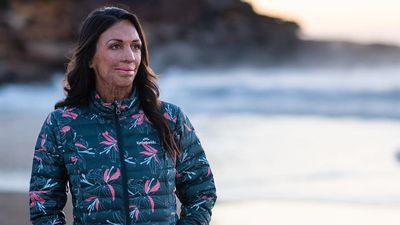 Turia Pitt helped businesses devastated by the bushfires
