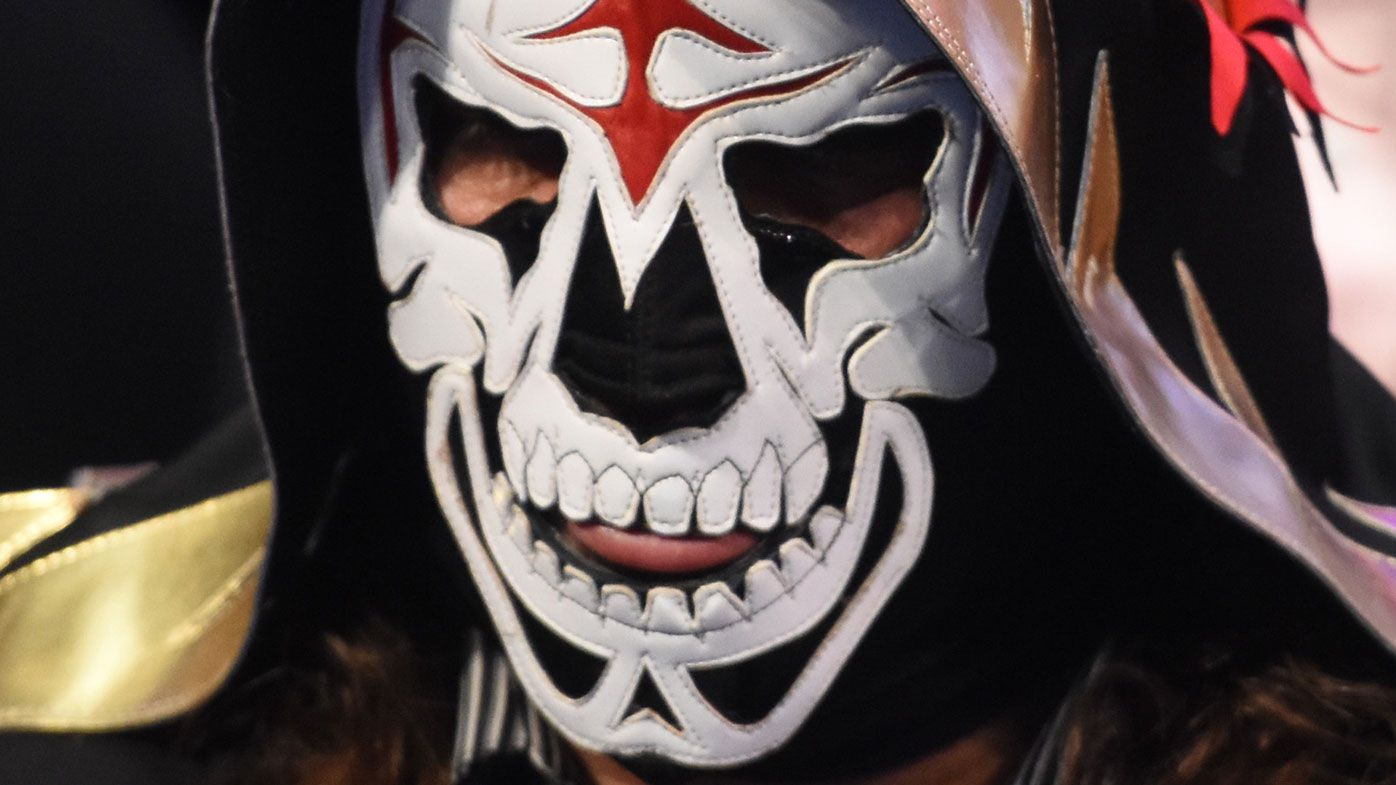 Mexican wrestling legend La Parka dies of injuries sustained in fall during bout
