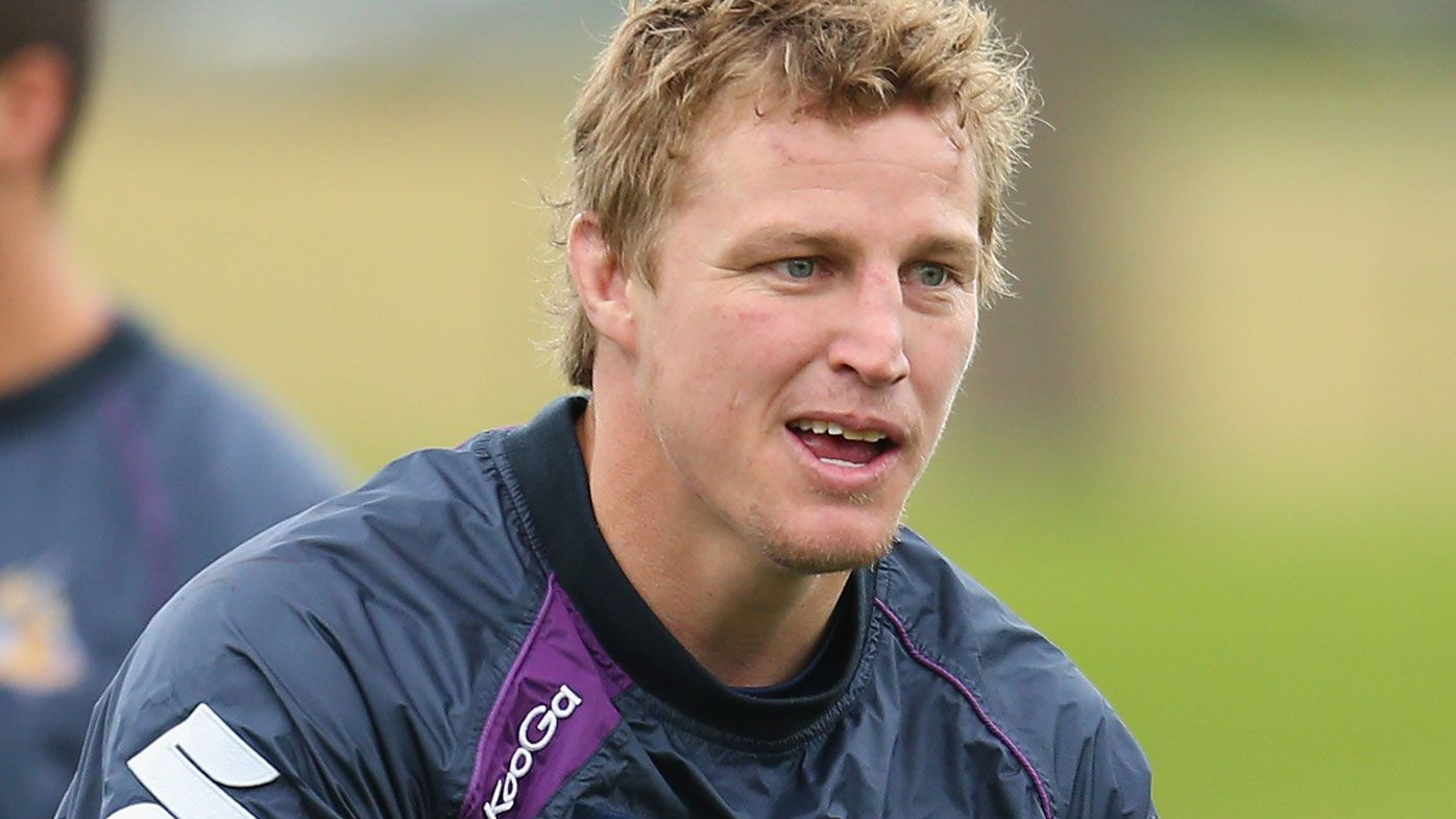 Brett Finch played for several NRL clubs during his career