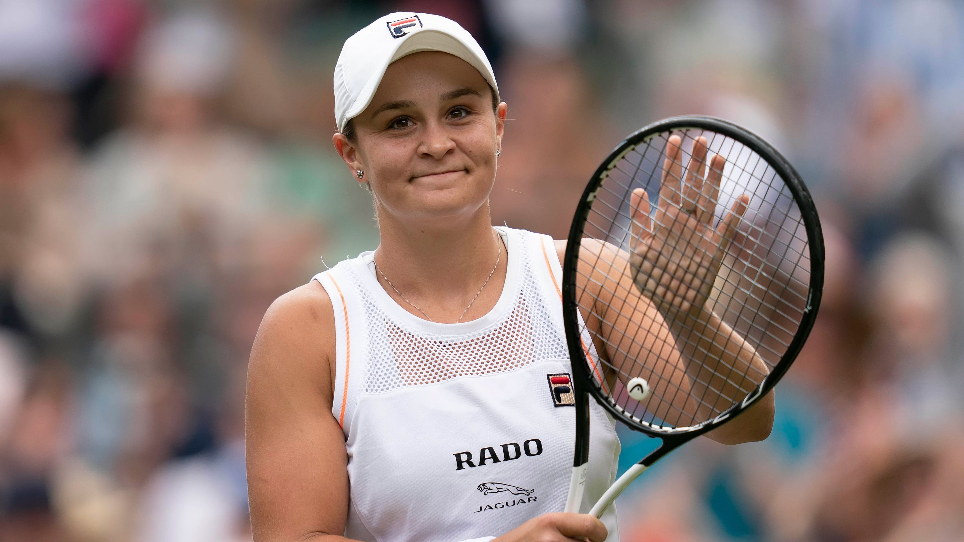 Tennis star Ash Barty continues bumper year with Hall of Fame nod