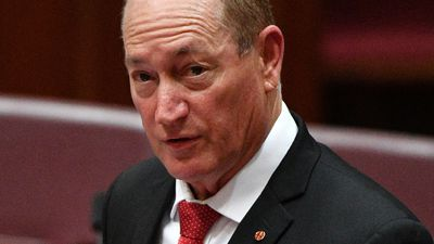 Qld senator defends 'final solution' speech