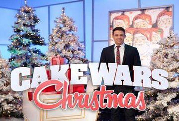 Cake Wars Christmas