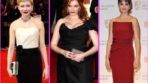 Hot or not: BAFTAs red carpet frocks