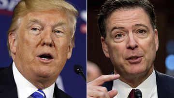 James Comey says Trump can't 'screw up' US-Australia ties