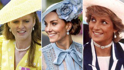 Royal Ascot - royal fashions at the races