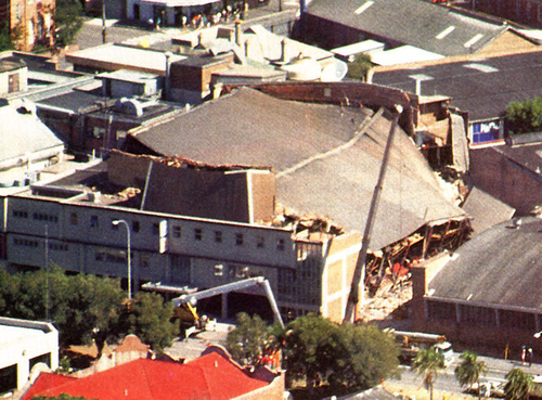 A quake that hit Newcastle on 28 December 1989 caused billions in damage and left more than a dozen dead.