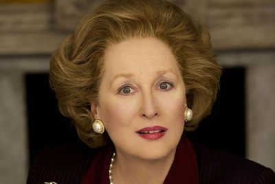 There's acting, and then there's Meryl Streep-ing. The double Oscar winner is steadying up to earn her third golden statue with her startling performance as Britain's former PM Margaret Thatcher. Out Boxing Day.