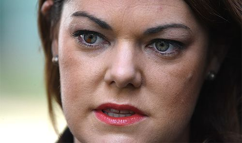 Sarah Hanson-Young getting no sympathy from old rival