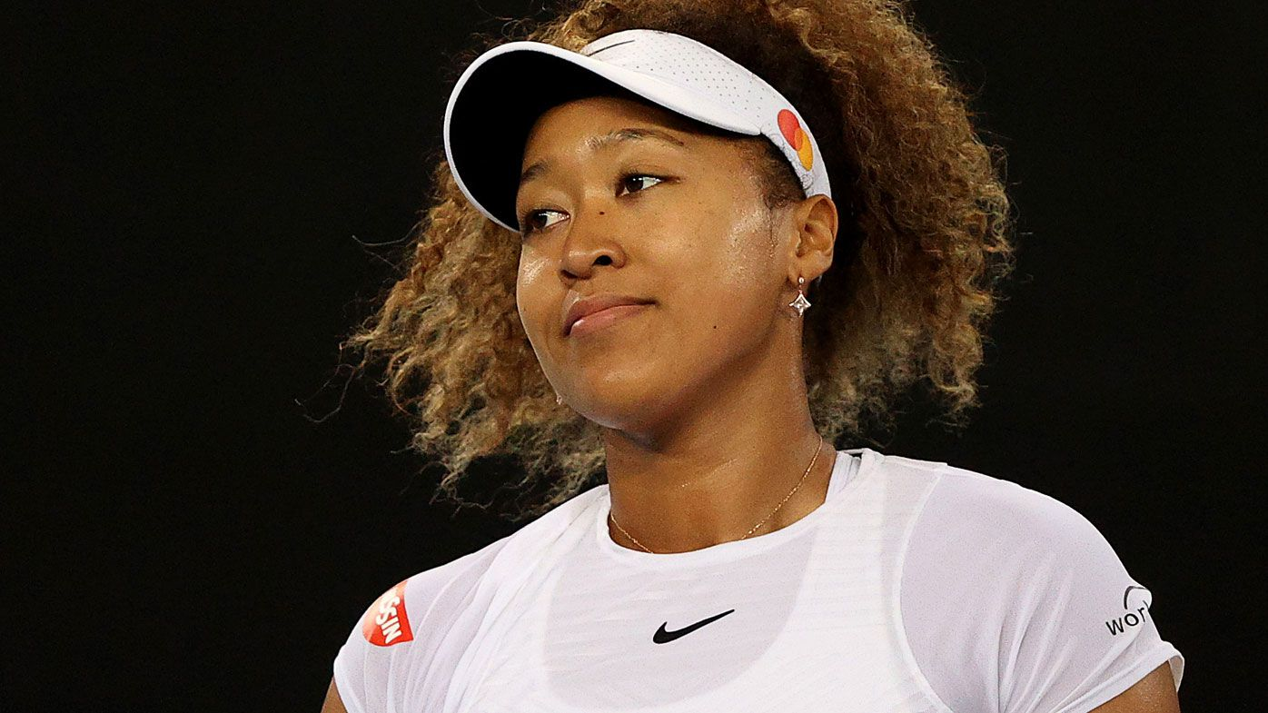 Naomi Osaka calls out 'disgusting' COVID racism toward Asian community on eve of Australian Open