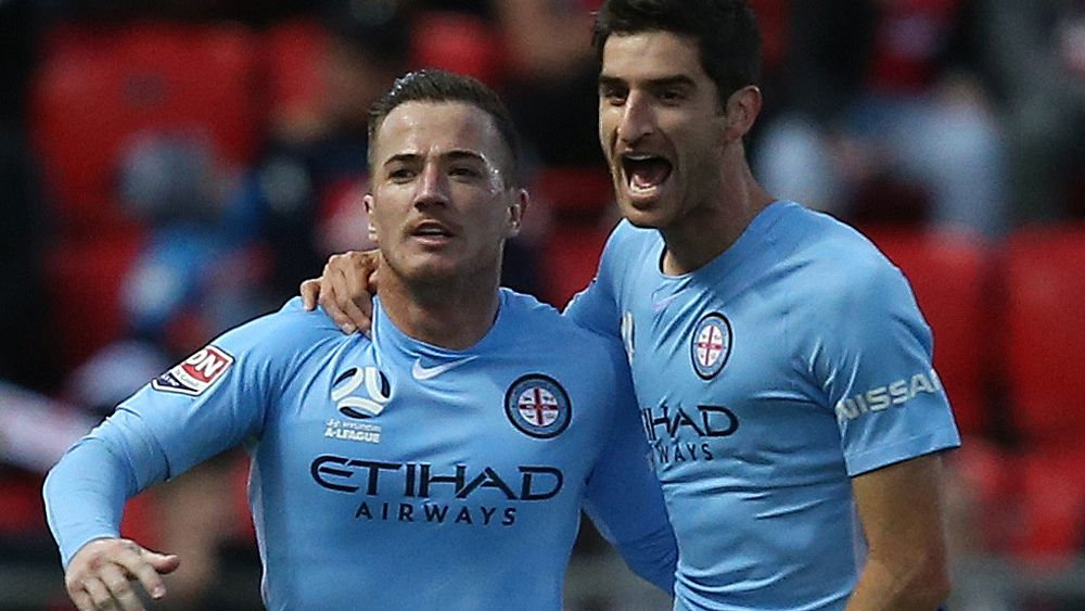 City make it four A-League wins from four