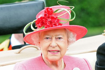 """It runs in the family - even the Queen rocks some unusual hats.<br/><br/>RELATED: <a href=""""http://celebrities.ninemsn.com.au/slideshow_ajax.aspx?sectionid=8847&sectionname=slideshowajax&subsectionid=7776183&subsectionname=horsefacedcelebs"""">Celebrities who look like horses</a>"""