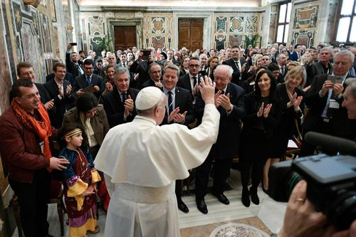 The leader of the Catholic Church has attracted criticism among some devote Catholics for his reform-minded papacy. (AAP)