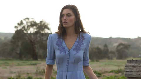 Phoebe Tonkin in Bloom
