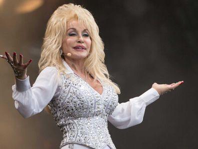 Dolly Parton's secret to happy marriage