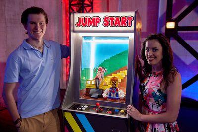 Jump Start | 80s Arcade Challenge