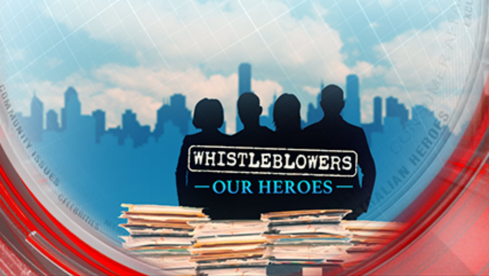 Whistleblowers - Our heroes: A Current Affair 2019, Short Video