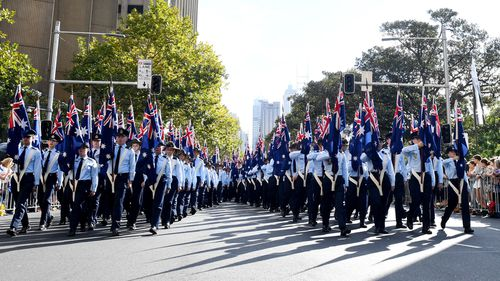 Anzac Day marches are set to take place around the country.