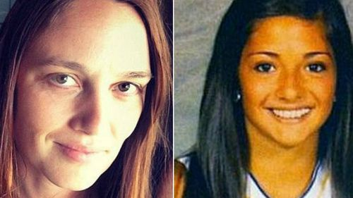 Jillian Johnson and Mayci Breaux were the two victims of a cinema shooting in the US. (Facebook)