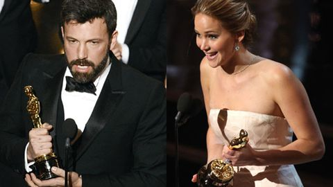 Slideshow: The big winners of the 2013 Academy Awards