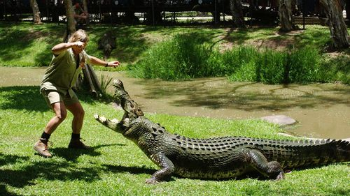 Steve Irwin was known for his passion for crocodiles earning him the name 'Croc Hunter'