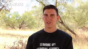 Former teen inmate Dylan Voller calls for protests against youth detention
