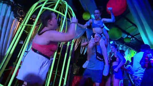 Thousands of young Aussies visit south-east Asia for schoolies.