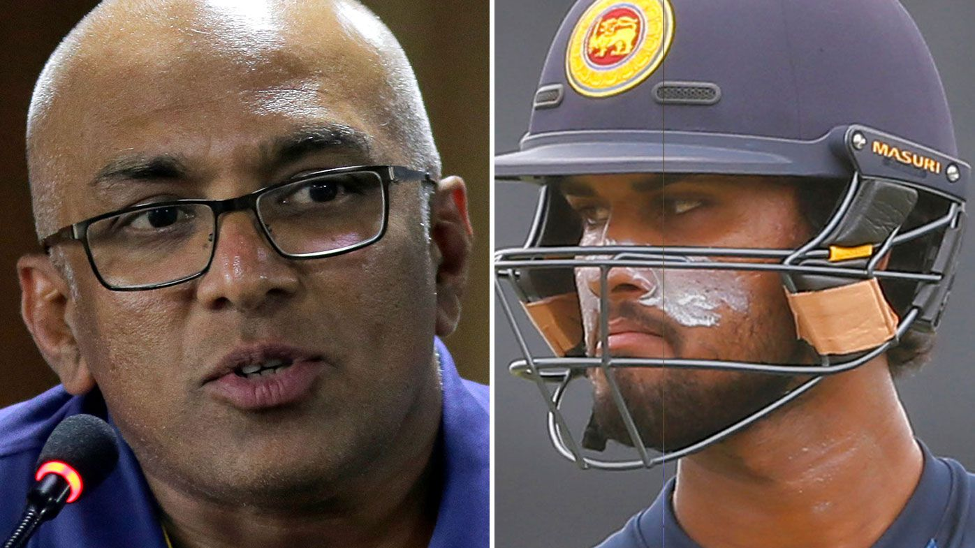 Sri Lanka Captain, Management Accept Breaching the Code of Conduct
