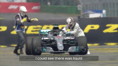 Sebastian Vettel snags German Grand Prix pole, Lewis Hamilton's Mercedes breaks down
