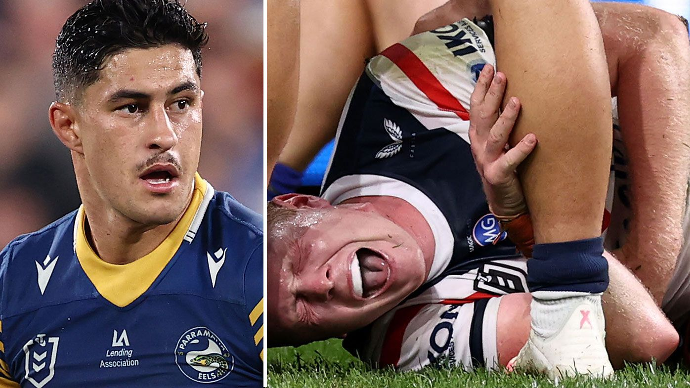 Dylan Brown has publicly apologised for his shot on Drew Hutchison.
