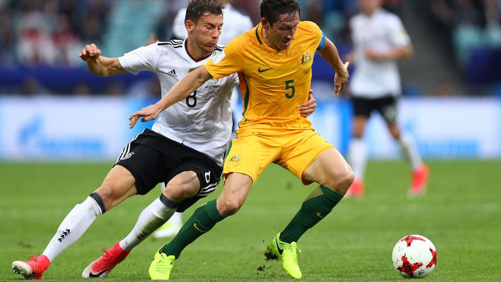 World champions Germany too good for Socceroos at Confederations Cup in Russia