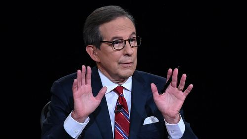 Chris Wallace struggled to maintain order during the debate.
