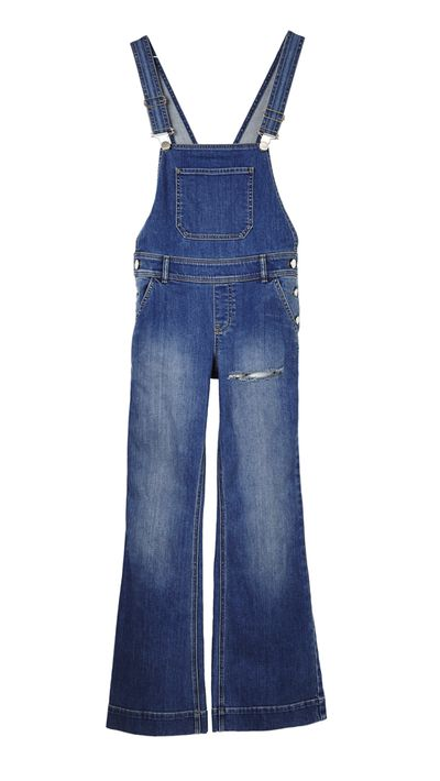 "<a href=""http://www.asos.com/au/asos/asos-denim-dungaree-flare-with-thigh-rip/prod/pgeproduct.aspx?iid=4810742&amp;clr=Midstonewash&amp;SearchQuery=denim+dungaree&amp;pgesize=36&amp;pge=0&amp;totalstyles=72&amp;gridsize=3&amp;gridrow=1&amp;gridcolumn=2"" target=""_blank"">Denim Dungaree Flare with Thigh Rip, $88, Asos</a>"