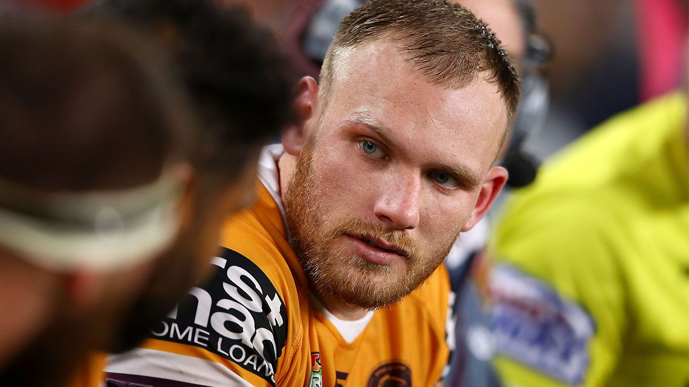 Matt Lodge promises fireworks ahead of elimination final clash against Parramatta Eels