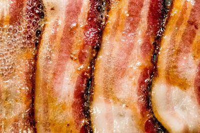 MYTH: Vegan bacon tastes just as good as the real deal