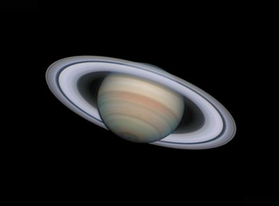Saturn at its Best by Damian Peach
