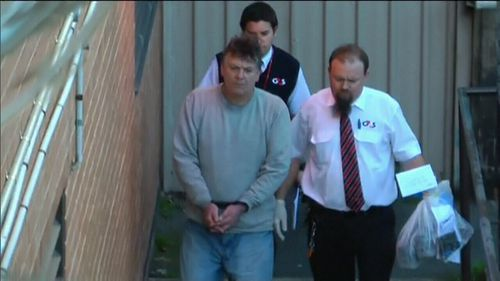 Michael Johnson wasn't arrested until three and half years after his partner's death. (9NEWS)