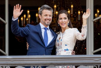 Princess Mary in 2018