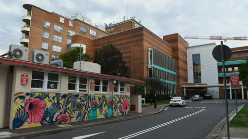 A number of healthcare workers at Concord Repatriation General Hospital have contracted coronavirus.