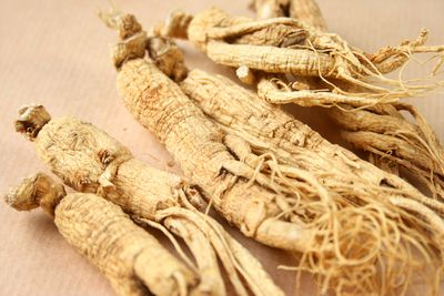 <strong>Ginseng root</strong>