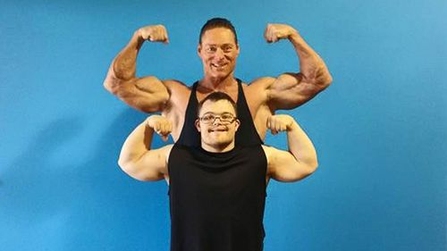 US bodybuilder with Down syndrome fulfilling lifelong dream of competing in professional competition