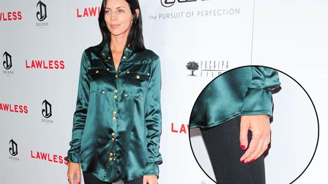 Husband's affair with Kristen Stewart boosts Liberty Ross' acting career