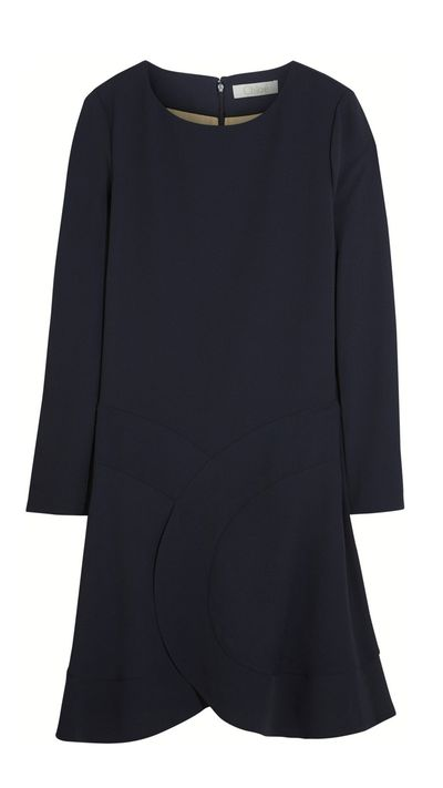 "<a href=""http://www.net-a-porter.com/au/en/product/587154"" target=""_blank"">Dress, $1,787.45, Chloe at net-a-porter.com</a>"