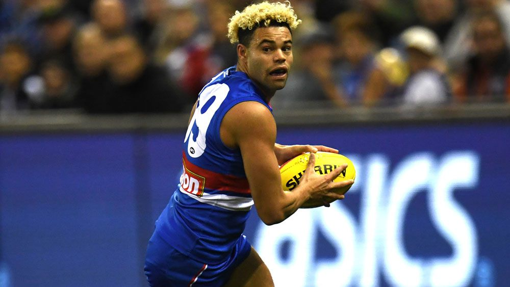 Jason Johannisen has signed a contract extension with the Western Bulldogs. (AAP)