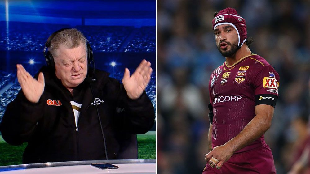 Queensland must pick Daly Cherry-Evans for State of Origin decider, says Phil Gould