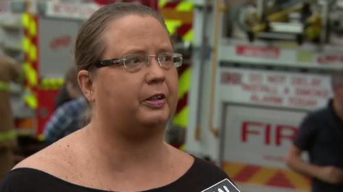 "Elizabeth Long from Luscious Affairs described the fire as ""heartbreaking""."